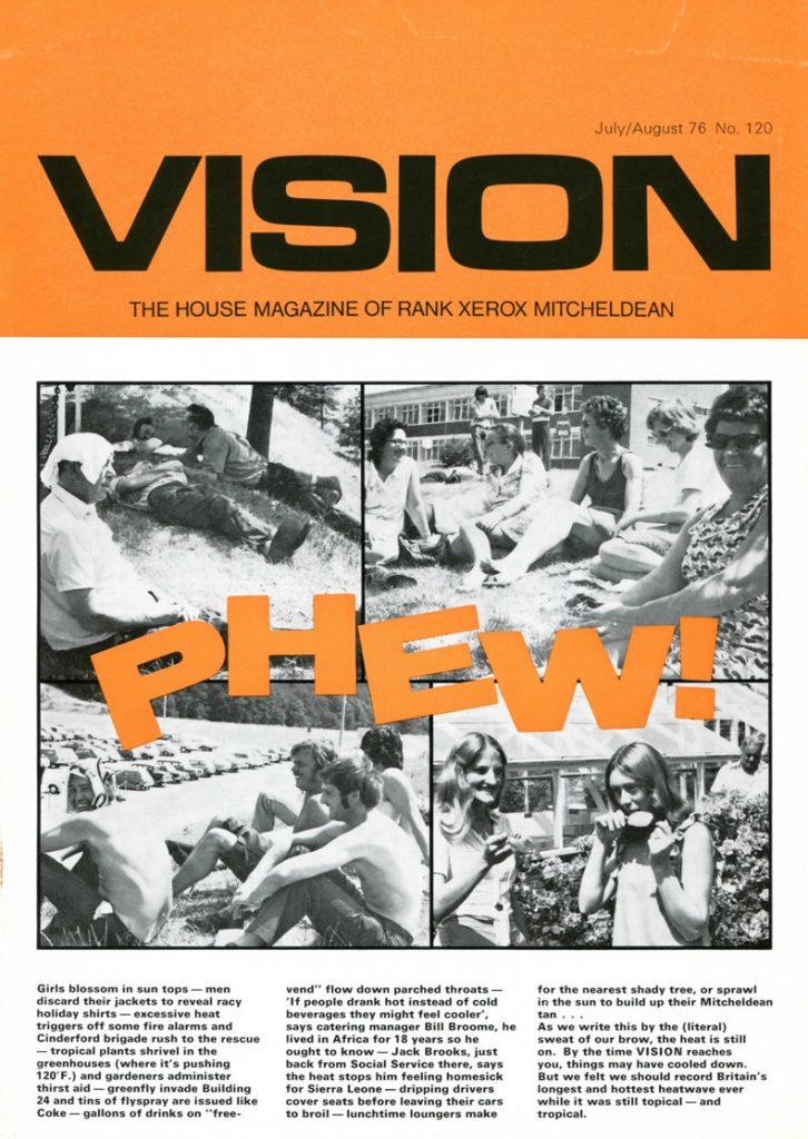 Vision 120 - Memories of RXMP