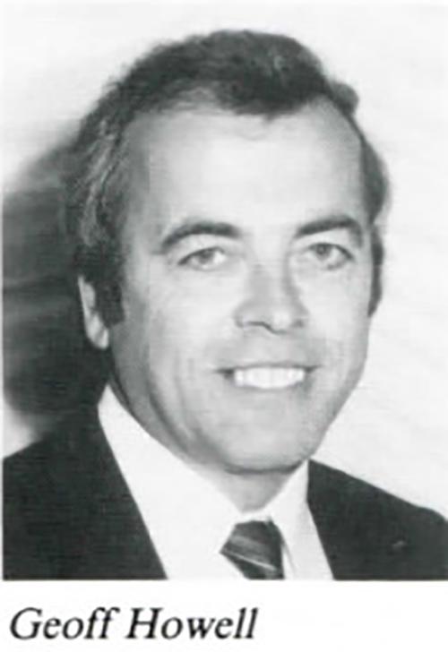 Geoff Howell