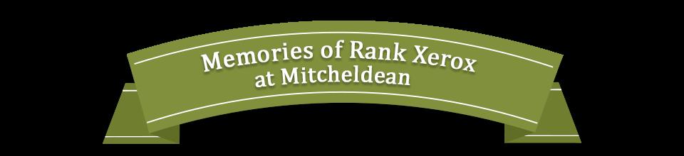Memories of RXMP