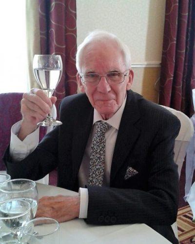 Geoff Gray 1936 - 2017